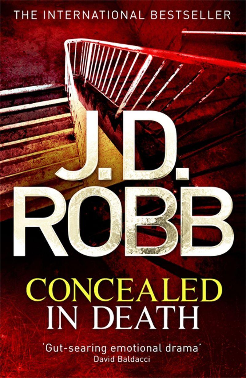 JD Robb - Concealed in Death