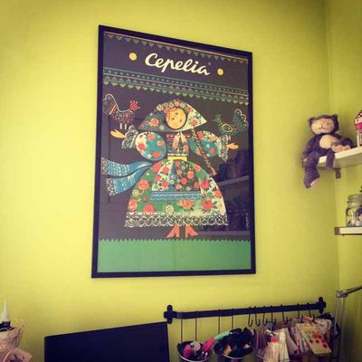 Cepelia poster up at last_sm