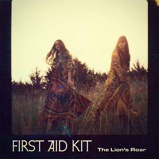 First Aid Kit - Lion's roar_sm