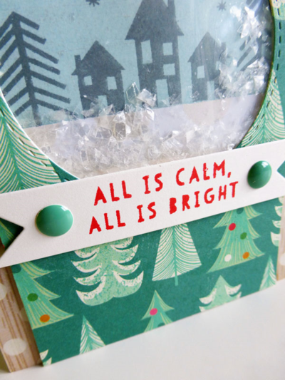 All is calm shaker card - 2014-12-10 - koolkittymusings.typepad.com