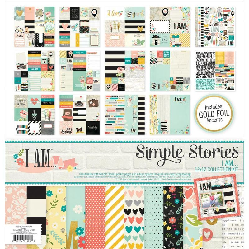 Simple Stories - I Am