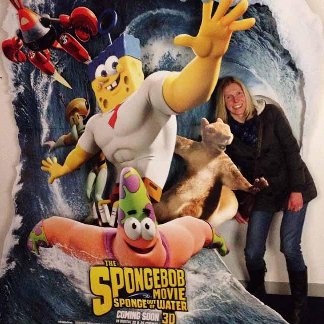 Spongebob  Photobomb_sm