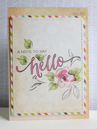 Painted flowers hello - 2015-06-03 - koolkittymusings.typepad.com