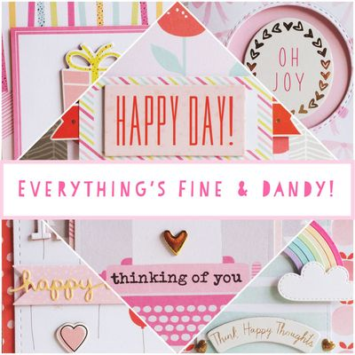 Dear Lizzy - Everything's Fine and Dandy