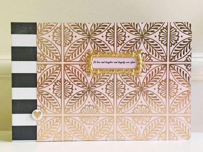 My Mind's Eye - Fancy That - Wedding gift album 01