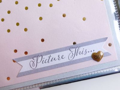 My Mind's Eye - Fancy That - Wedding gift album - detail 4
