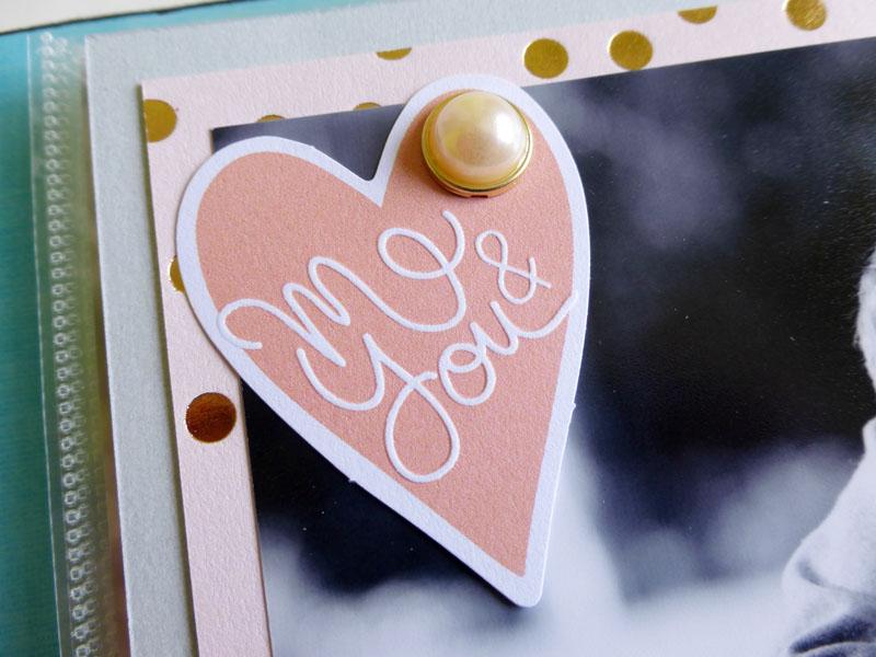 My Mind's Eye - Fancy That - Wedding gift album - detail 7