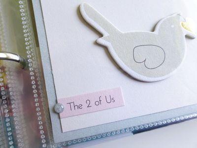 My Mind's Eye - Fancy That - Wedding gift album - detail 8