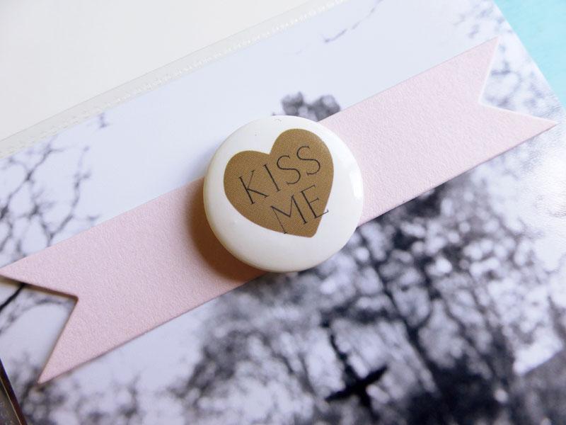 My Mind's Eye - Fancy That - Wedding gift album - detail 12
