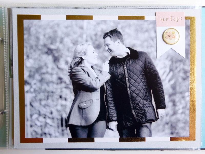 My Mind's Eye - Fancy That - Wedding gift album 14