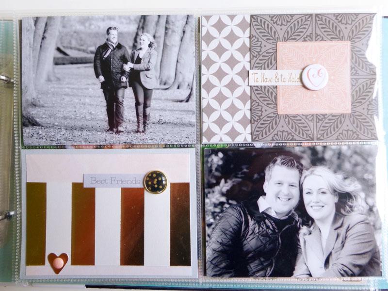 My Mind's Eye - Fancy That - Wedding gift album 16