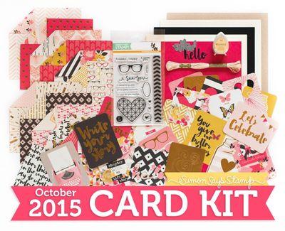 SSS - October 2015 kit