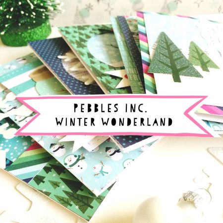 Pebbles Inc. - Winter Wonderland