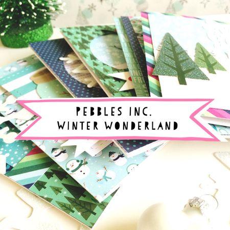Pebbles Inc. - Winter Wonderland