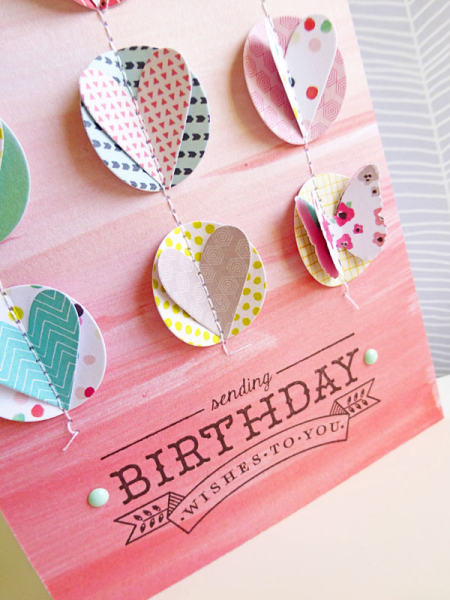 Sending birthday wishes to you - 2016-08-05 - koolkittymusings.typepad.com featuring Pink Paislee Fancy Free
