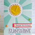 Happy birthday sunshine - 2016-07-21