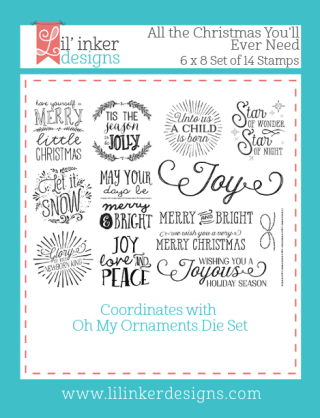 Lil' Inker Designs - All the Christmas You'll Ever Need