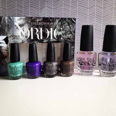 OPI Nordic minis in the house_sm