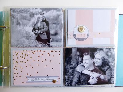 My Mind's Eye - Fancy That - Wedding gift album 04