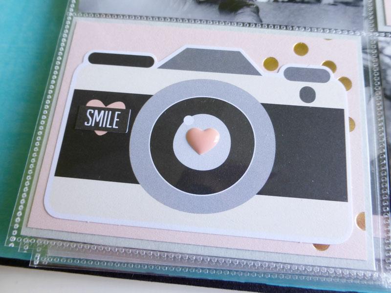 My Mind's Eye - Fancy That - Wedding gift album - detail 11
