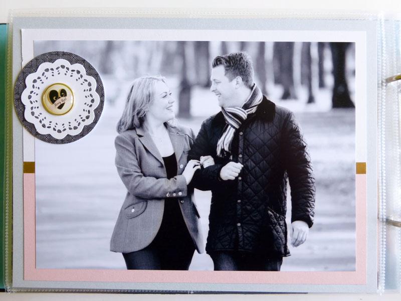 My Mind's Eye - Fancy That - Wedding gift album 15
