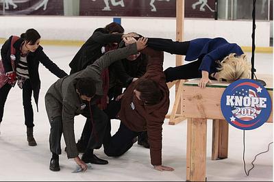 Teamwork Pawnee style