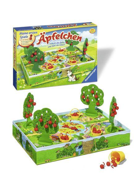 Apple game