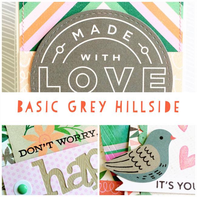 Basic Grey Hillside