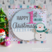 Happy 1st Christmas - 2017-01-02