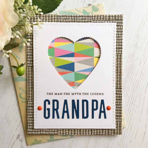Father's Day card for Grandpa - koolkittymusings.typepad.com