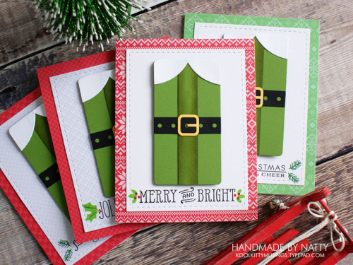 Buddy the Elf cards - 2017-11-08 - koolkittymusings.typepad.com