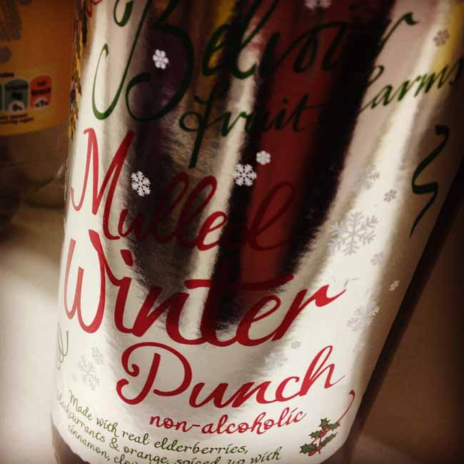 Winter punch in the house - the last bottle_sm