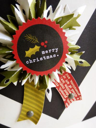 Simple Stories DIY Christmas sneak peek for Hey Little Magpie