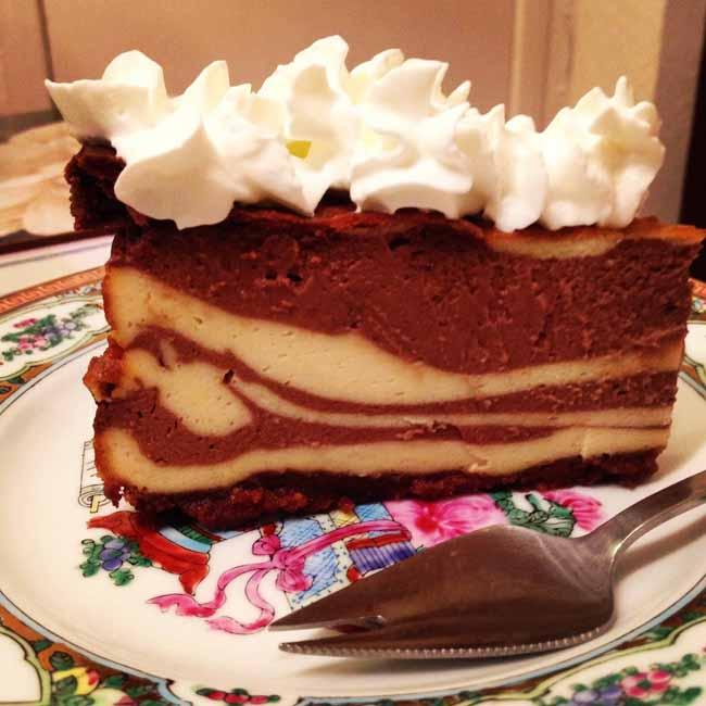Polish Nutella cheesecake_sm