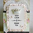 Keep calm and drink tea - 2015-01-22