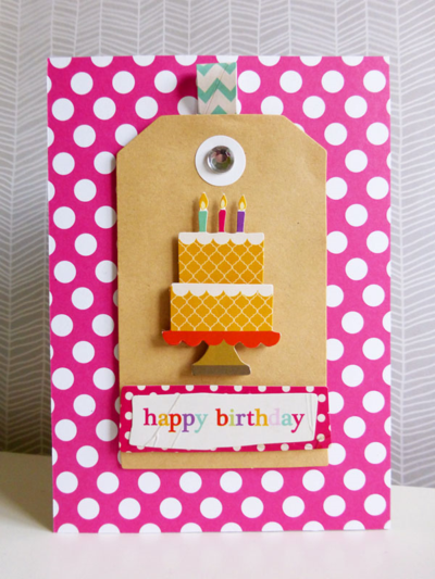 Ruby Rock-it birthday card - 2015-07-22 - koolkittymusings.typepad.com