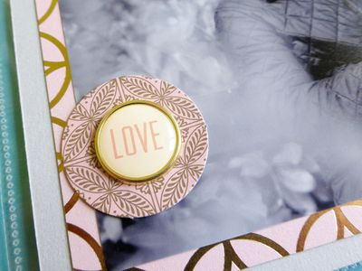 My Mind's Eye - Fancy That - Wedding gift album - detail 2