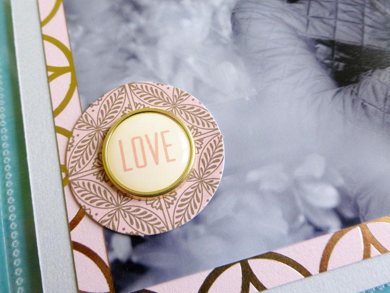 My Mind's Eye - Fancy That - Wedding gift album - detail 2