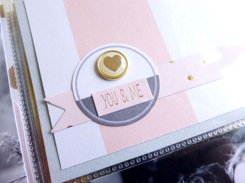 My Mind's Eye - Fancy That - Wedding gift album - detail 3