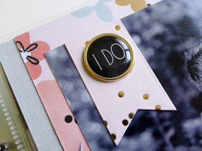 My Mind's Eye - Fancy That - Wedding gift album - detail 6