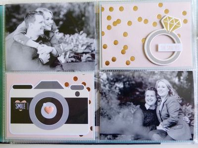 My Mind's Eye - Fancy That - Wedding gift album 11