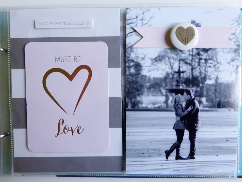 My Mind's Eye - Fancy That - Wedding gift album 12