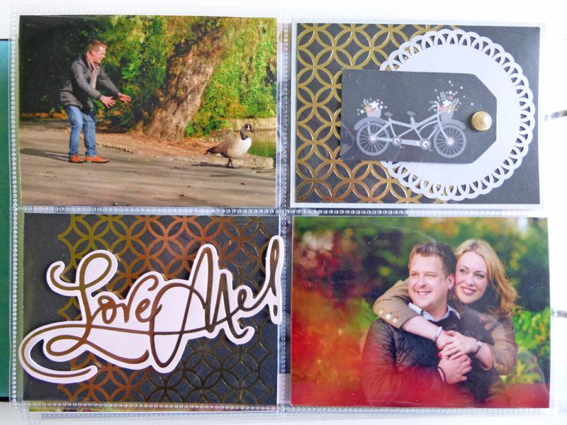 My Mind's Eye - Fancy That - Wedding gift album 24