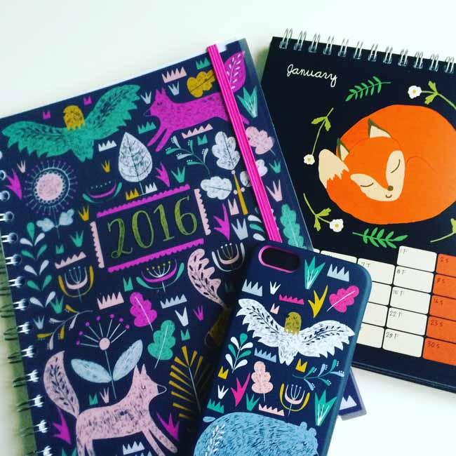 New year new diary_sm