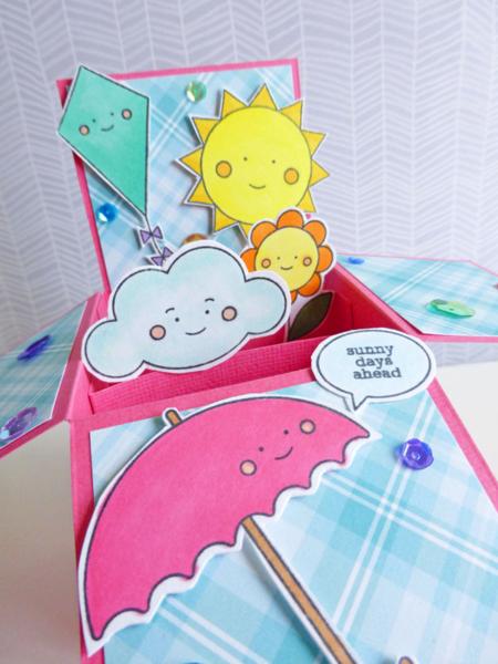 Sunny skies ahead box card - 2016-05-27 - koolkittymusings.typepad.com