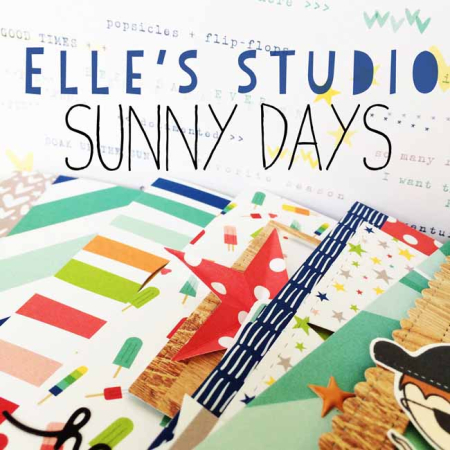HLM Elle's Studio Sunny Days - July_sm