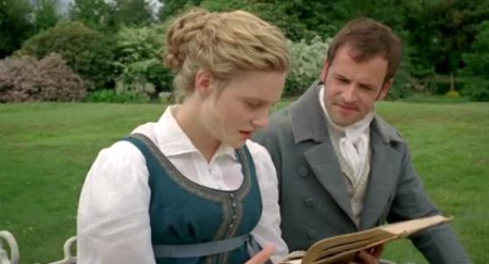 Emma and Mr Knightley - swoon!
