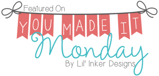 Featured On You Made It Monday Badge