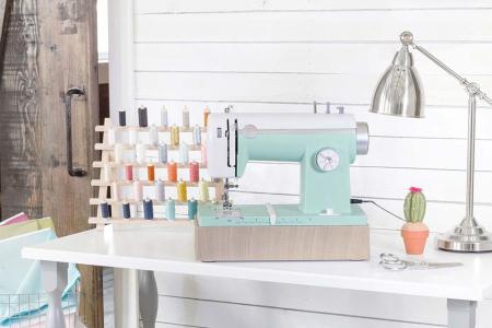 WRMK Stitch Happy sewing machine