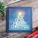 Wintry Christmas Tree Words - 2017-11-04